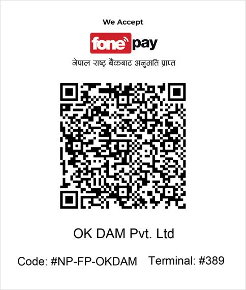 OkDam fone-pay