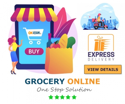 Grocery Online One Stop Solution