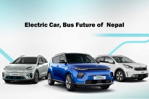 Electric Smart Car, Bus Future of  Nepal
