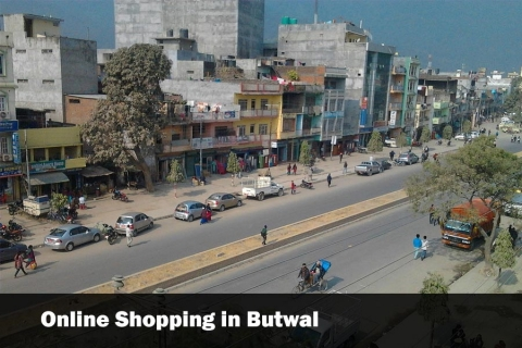 Online Shopping in Butwal