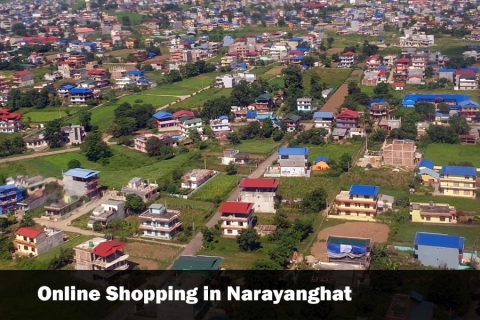 Online Shopping in Narayanghat