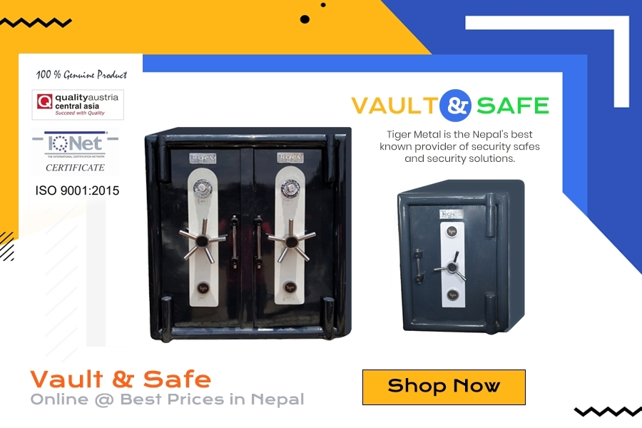 Vault & Safe Online @ Best Prices in Nepal