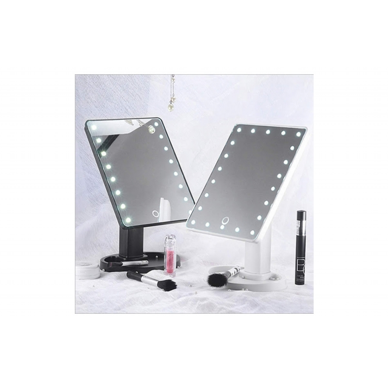 Large Vanity Makeup Mirror With Led